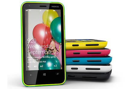 Preview: Nokia Lumia 620