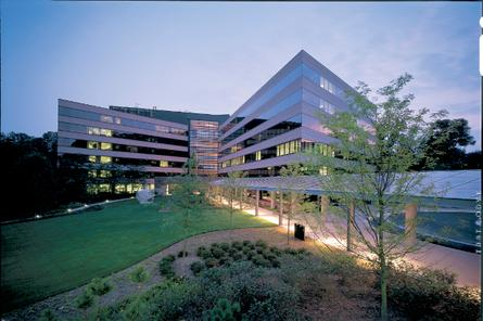 CSC's head office in the United States