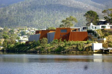 Hobart's Museum of Old and New Art.