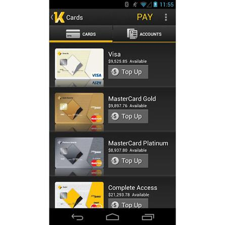 CommBank updates digital wallet for Android handsets