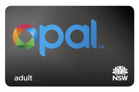 Rollout of the Opal smartcard continues this year, with completion expected in 2015.