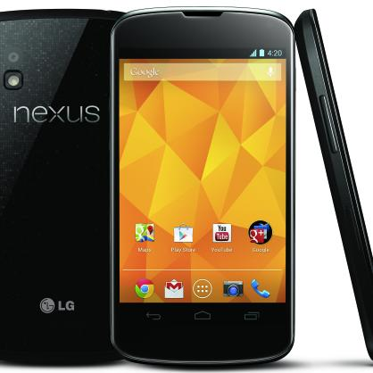 The Google Nexus 4 sold out 20 minutes after launch in Australia.