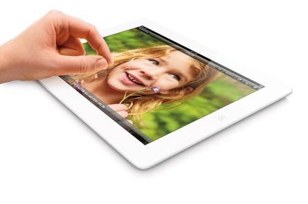 Apple to offer iPad with 128GB storage