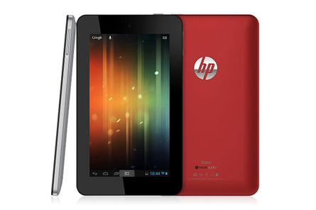 HP lets loose Android-based Slate 7 tablet starting at $US169
