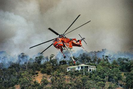 Victorian firefighters extinguish online congestion during bushfires