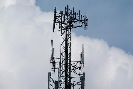 Wireless towers and other mobile base stations rely on fast fibre connections for backhaul.