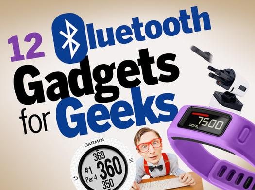 In Pictures: 12 Bluetooth gadgets for geeks