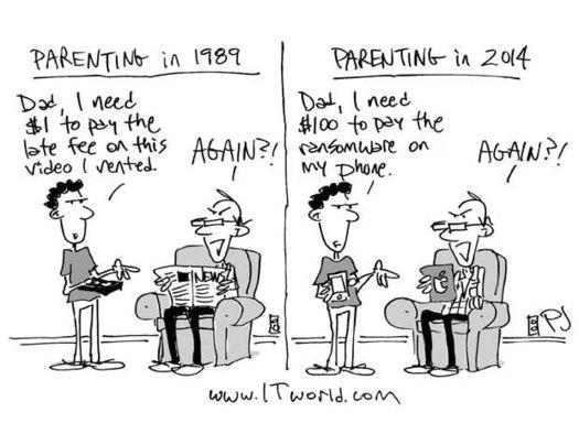 In Pictures: ITworld cartoons 2014 - The year in geek humour
