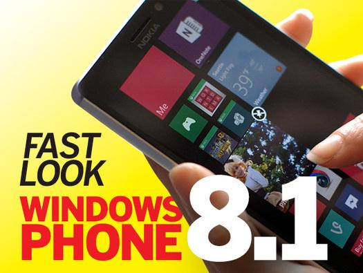 In Pictures: Windows Phone 8.1