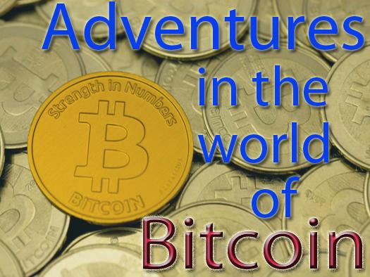 In Pictures: Adventures in the world of bitcoins
