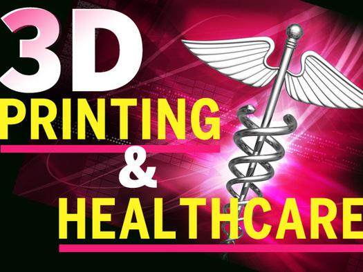 In pictures: 3D printing and healthcare