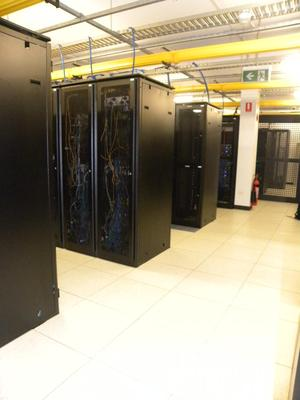 Inside Internode's data centre