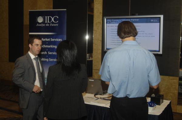 In Pictures: IDC Cloud Computing conference