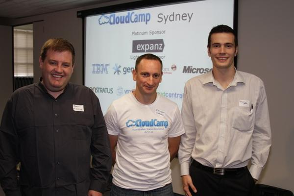 CloudCamp Sydney in pictures