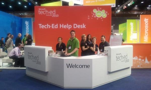 In Pictures: Tech.Ed 2010 Part 2