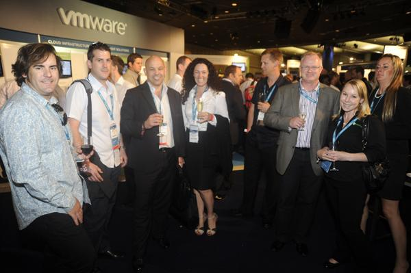 VMware vForum networking in pictures