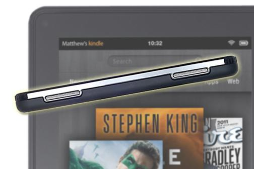 IN PICTURES: Kindle Fire - Up close with Amazon's media tablet