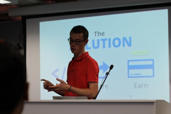 In pictures: UNSW Tech Startup Expo 2012