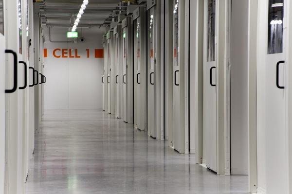 In pictures: HP's Aurora data centre
