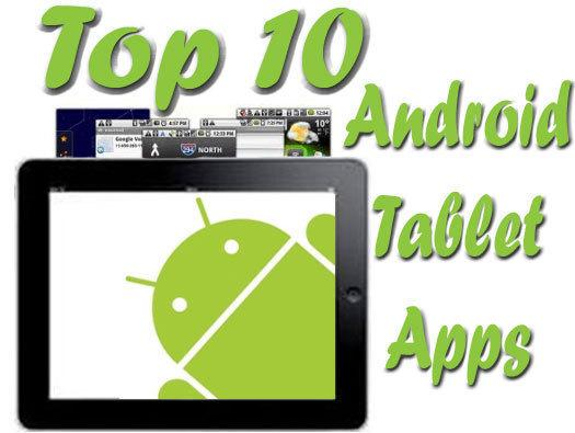 In Pictures: Top 10 Android tablet apps