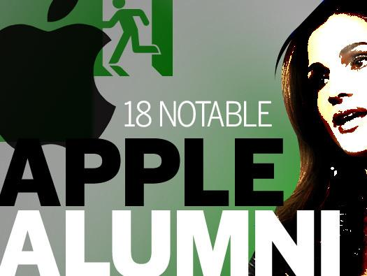 In Pictures: 18 notable Apple alumni