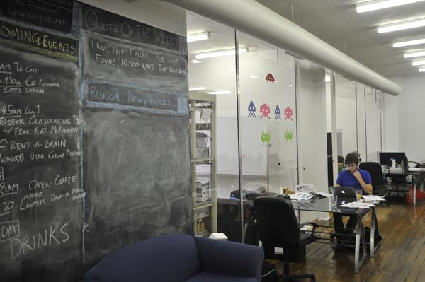 In Pictures: Inside start-up working space, Fishburners