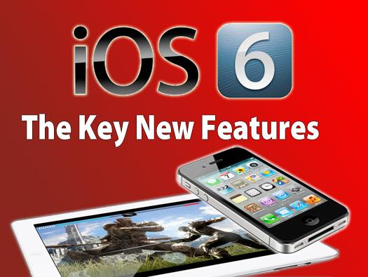 In Pictures: iOS 6 arrives - its 16 key new features