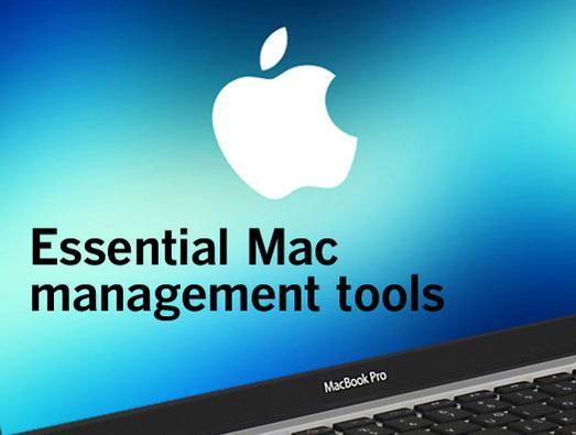 In Pictures: Essential Mac management tools
