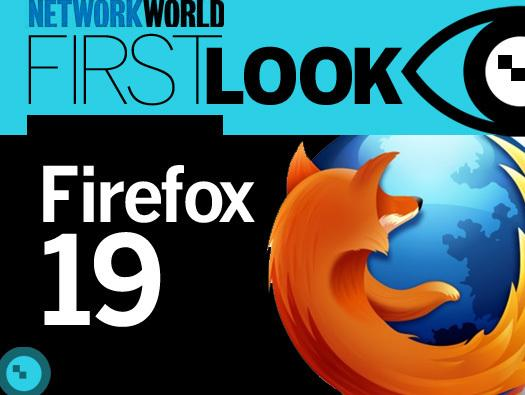 In Pictures: Firefox 19