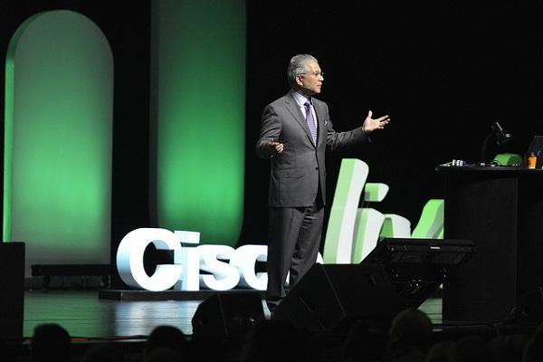 In pictures: The Cisco Live speakers