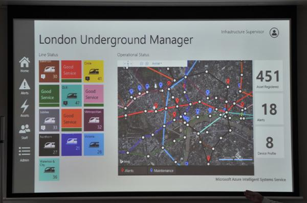 In pictures: Microsoft showcases 'Internet of Your Things' applications