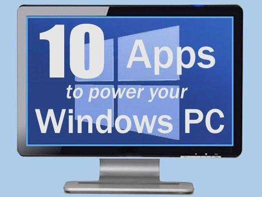 In Pictures: 10 desktop apps to power Windows PC