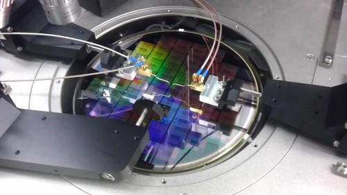 IBM's graphene wafer