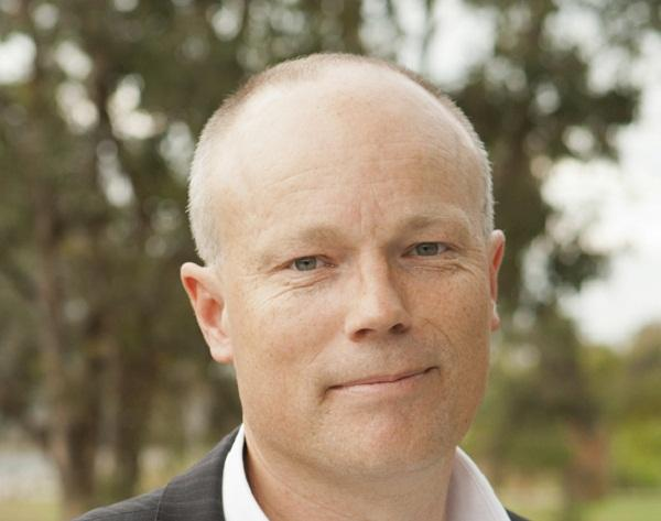 Alastair MacGibbon. Photo supplied.