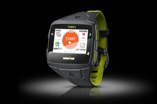 Timex announced a new smartwatch, the Ironman One GPS+, that can connect to cellular networks without a smartphone.