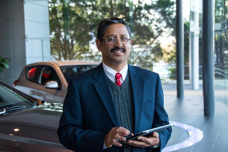 Bala Kothandaraman, general manager, ICT, Hyundai Motor Company Australia.