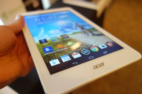 The Acer Iconia Tab 8