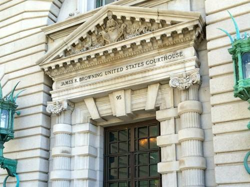 Ninth Circuit Court of Appeals in San Francisco