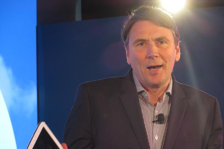 Telstra CEO David Thodey asserts that public Wi-Fi network will be secure.