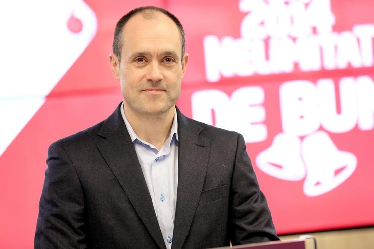 Vodafone CEO Inaki Berroeta has taken the reins of the telco's turnaround effort.
