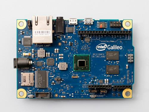 Intel's original Galileo developer board