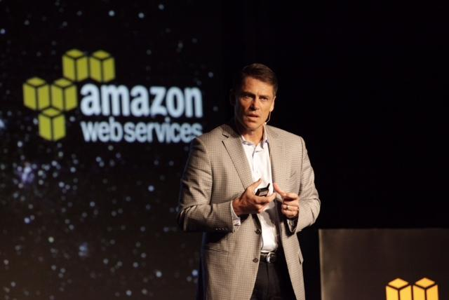 AWS' Mike Clayville