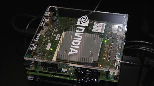 Nvidia automotive development kit powered by the Tegra K1