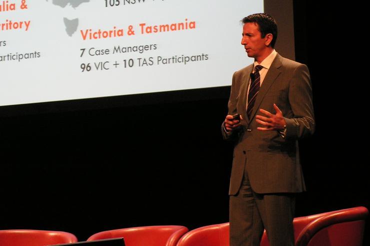 Commercialisation Australia CEO Doron Ben-Meir