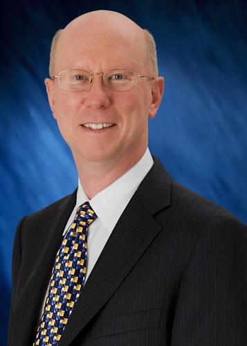 Broadcom President and CEO Scott McGregor