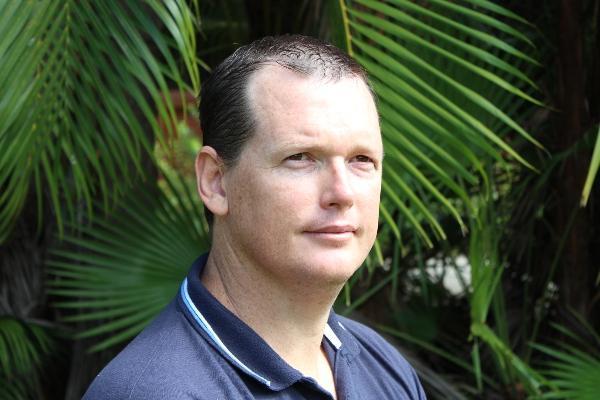 Stefan Jurkijevic, information manager at Litchfield Council