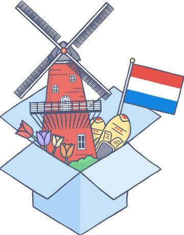 Dropbox launched a Dutch version