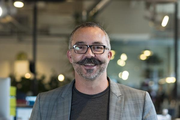 Vend CEO Vaughan Rowsell.