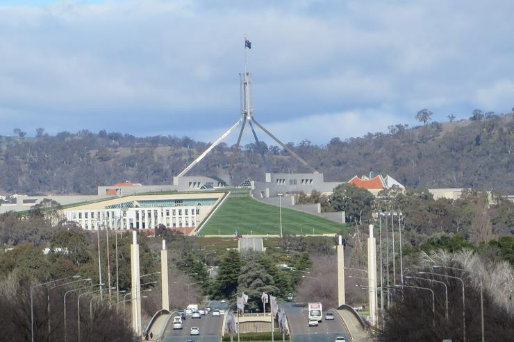 The ACT government says it wants Canberra to be a leading digitial city.