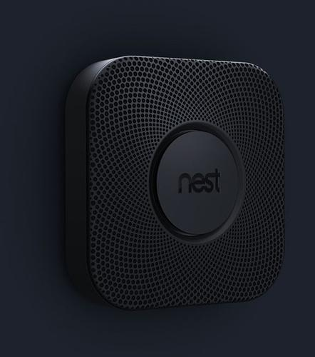 Nest's smoke and carbon monoxide alarm